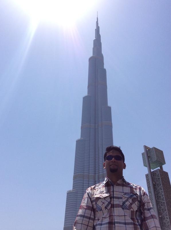 For no reason a day in Dubai 2014